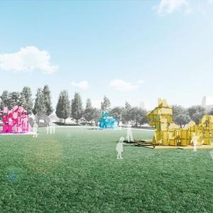 デザインイベント「Tokyo Midtown DESIGN TOUCH 2021」開催