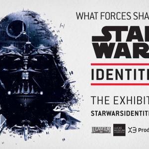 天王洲でスター・ウォーズ™の大展覧会「STAR WARS™ Identities: The Exhibition」開催