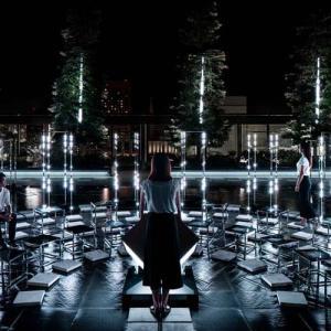 音と光とテクノロジーがミックスしたサウンド・インスタレーション「ROOF TOP ORCHESTRA -音を奏でる庭園-」開催
