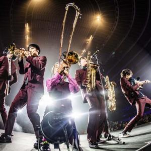 GINZA SONY PARKの第十弾プロジェクトは東京スカパラダイスオーケストラと作る音楽の森