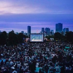 映画「レディ・プレイヤー1」が野外無料上映!『Shinagawa Open Theater vol.9』開催