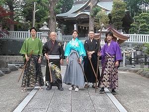 無想剣武術会 稽古日誌? (2020_05_30)