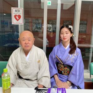 主催第二回総合武道演武交流会に無想剣武術会がお招き頂きました。