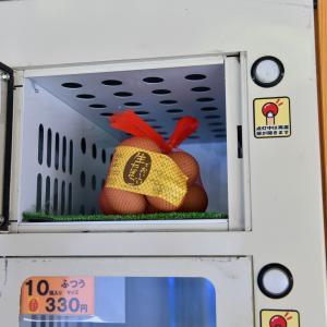 自販機で買う卵