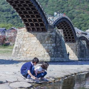 Goto 山口県! その3 岩国の名所観光と広島の焼きをラーニング