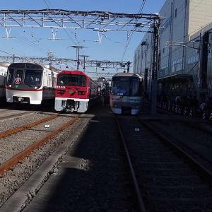 【撮影分】「都営フェスタ2019 in 浅草線」の「車両撮影コーナー」