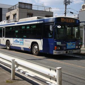 【撮影記】西東京バス/日野ブルーリボンⅡノンステップバスを撮る