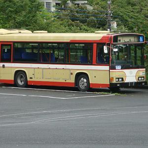 【撮影記】西東京バス/日産ディーゼルUAノンステップバス(西日本車体製)を撮る