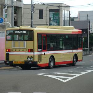 【撮影記】西東京バス/日野レインボーノンステップバスの「新車」を撮る