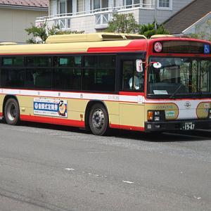 【撮影記】西東京バス/日産ディーゼルUAノンステップバスを撮る