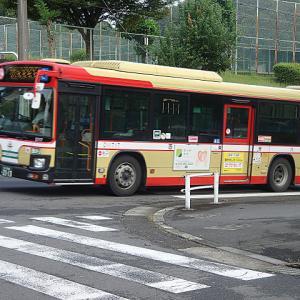 【撮影記】西東京バス/いすゞエルガ・ミオノンステップバスを撮る