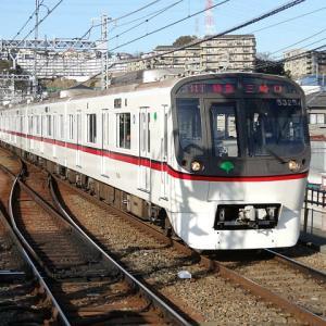【7年前:撮影分】平日の「15時台」に運行している時に撮影した東京都交通局5300形の「特急」三