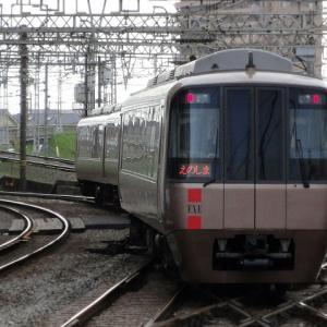 【10年前】平日の日中に運行している時に撮影した小田急30000形の「えのしま号」片瀬江ノ島行