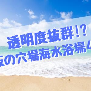 海水浴場2021!大阪(関西)の穴場のきれいなビーチ4選