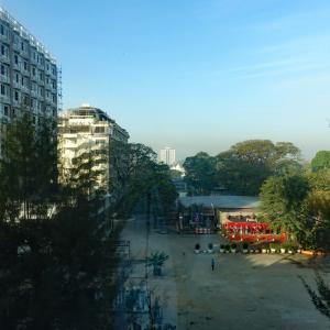 ヤンゴンの街歩き