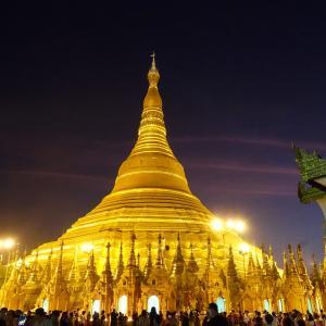 ヤンゴン街歩き・その2