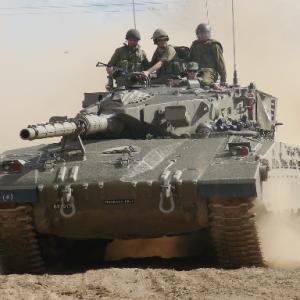 【伝説】神の戦車 メルカバー それは現代にも⁉