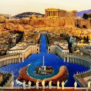 【遺跡】アテナイのアクロポリスは財宝庫であった⁉