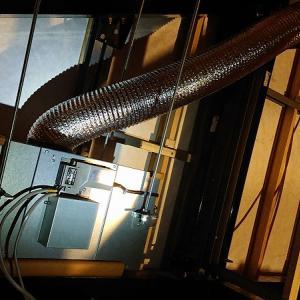【設置編2】灼熱地獄!ダイワハウスの屋根裏に換気ファンを設置する
