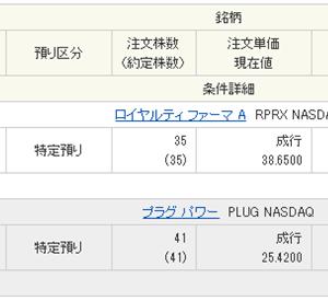【購入】PLUG、RPRXへ全力投入(2021.08.10)