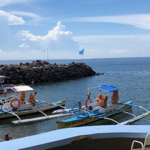 カミギン島のホワイトアイランドに行くならパラスビーチリゾートがおススメ