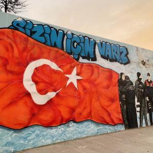 イスタンブル街歩き
