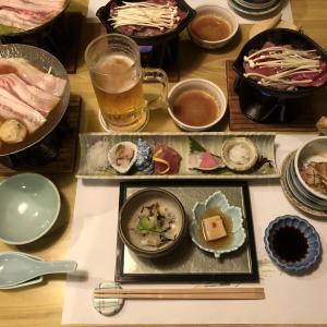 HOTEL & RESORTS ISE-SHIMAの夕食(1)