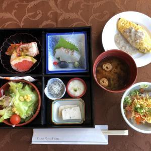 HOTEL & RESORTS ISE-SHIMAの朝食(1)