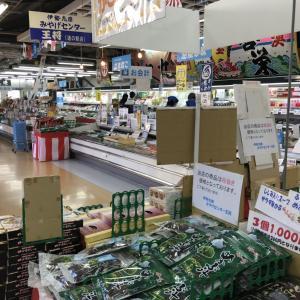 #道の駅伊勢志摩 で地元の海産物を購入。#茎わかめ #志摩