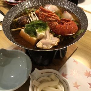 HOTEL & RESORTS ISE-SHIMAの夕食(2)
