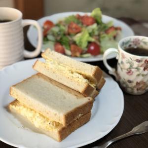 別宅の朝食(4) #おうちごはん #地物野菜 #地卵 #松本市