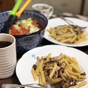 別宅の昼食(3)#おうちごはん #信州産 #松本市