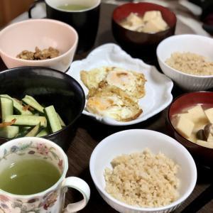 別宅の朝食(28)・昼食(18)・夕食(27) #鶏排