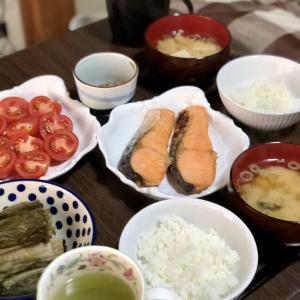 別宅の朝食(29)・昼食(19)・夕食(28) #焼きそば