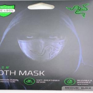Razer Cloth Maskの使用レビュー