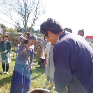 収穫祭へ♪憧れの自然と調和する暮らし♪