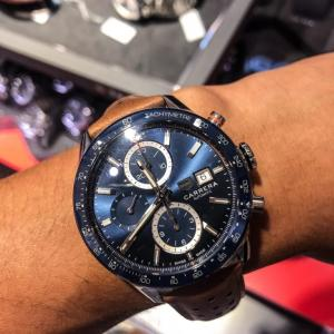大学生ポルシェ乗り、時計を買った。