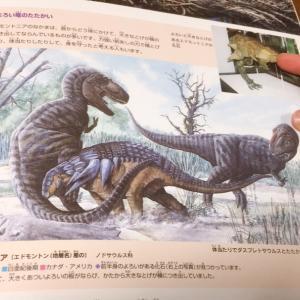 息子から見た恐竜の世界