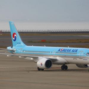【韓国の反応】 日本製品不買運動の余波…大韓航空が釜山〜札幌航路を運休