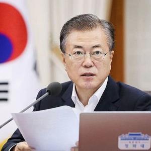 【韓国の反応】 文大統領、韓国経済「容易でない」日本の輸出規制で認識 韓国人「お前のせいだろ」