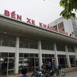 【ベトナム】ハイフォンからモンカイまでミニバスで行ってみた