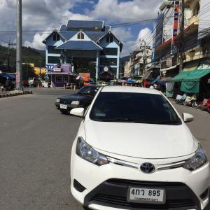 タイでレンタカーを借りる方法と交通の特徴(実例:パタヤ⇔メーサイ2000km以上走行)