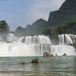 【ベトナム】カオバン(Cao Bang)旅行記(ハザンからの行き方や観光地など)