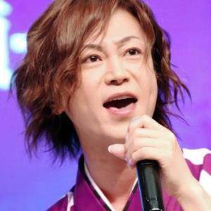 【野球】歌手の氷川きよしさん、オネエみたいな姿で神宮球場の始球式に登場 もう隠す気一切なし?(写真あり)