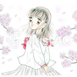 自分にとっての桜ソング🌸[桜/遊佐未森]