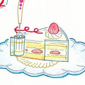 豆知識☆ケーキを食べる時のマナーが笑えます