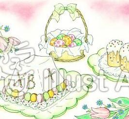 憧れのスイーツ達🌷復活祭の『パスハとクリーチ』レシピも有