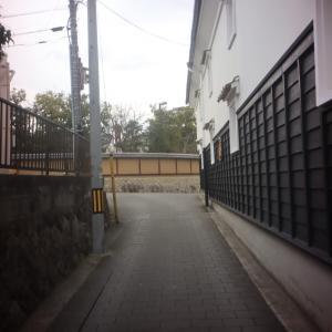 [一日一写」今日の1枚【東広島市西条 路地編 その4】