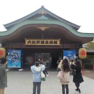【東京お台場 大江戸温泉物語】外国人観光客にも人気の温泉施設