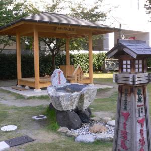 【下呂温泉 田の神の足湯】下呂温泉で一番新しい足湯
